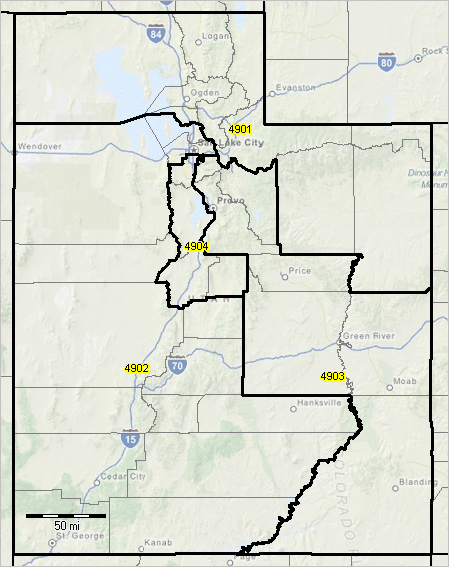 Utah Congressional Districts 114th Congress
