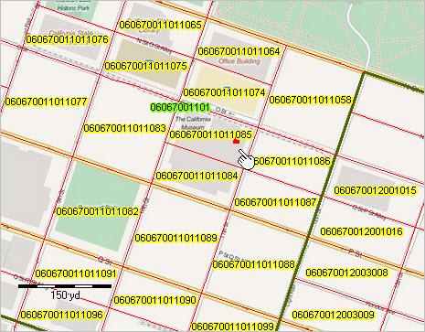 Census Blocks and Block Codes