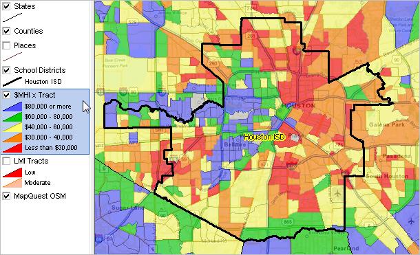 houston school district map – bnhspine.com