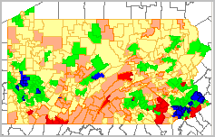 Pennsylvania School District Demographic Profiles