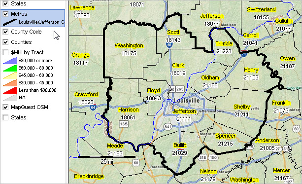 Louisville/Jefferson County, KY-IN MSA Situation & Outlook Report on javascript codes, audio codes, school district codes, ar codes, osha pipe color codes, date codes, cheat codes, weather color codes, war codes, state codes,