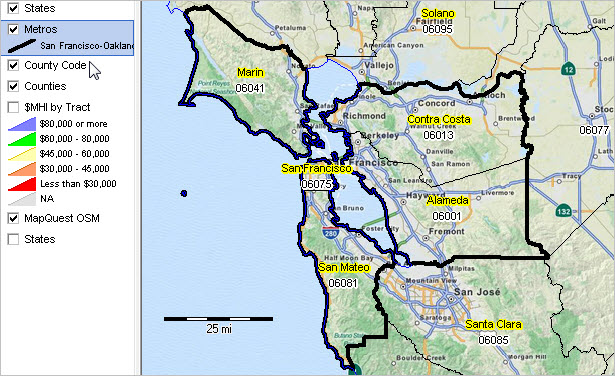 San FranciscoOaklandHayward CA MSA Situation  Outlook Report