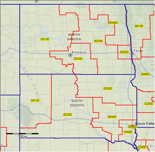 Sioux Falls Zip Code Map Submited Images